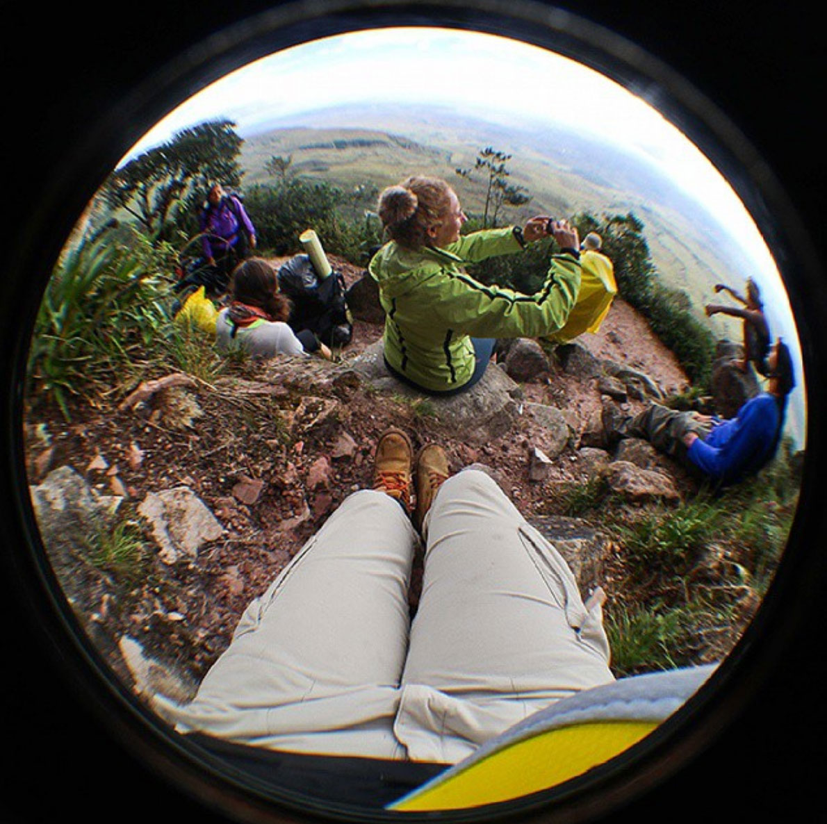 Selfie at the Roraima