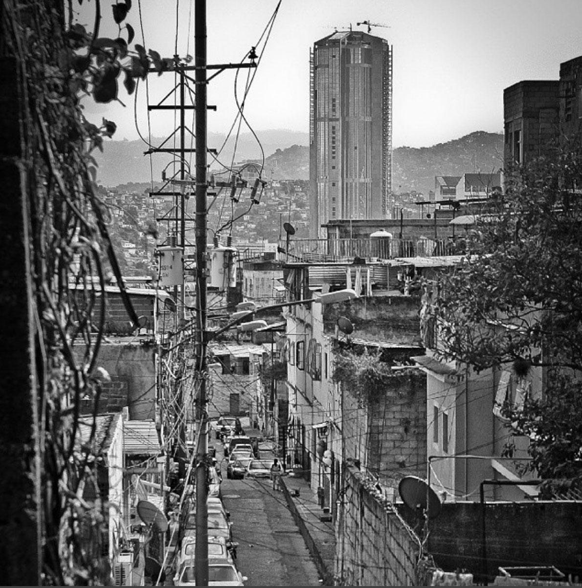 Barrio in Caracas