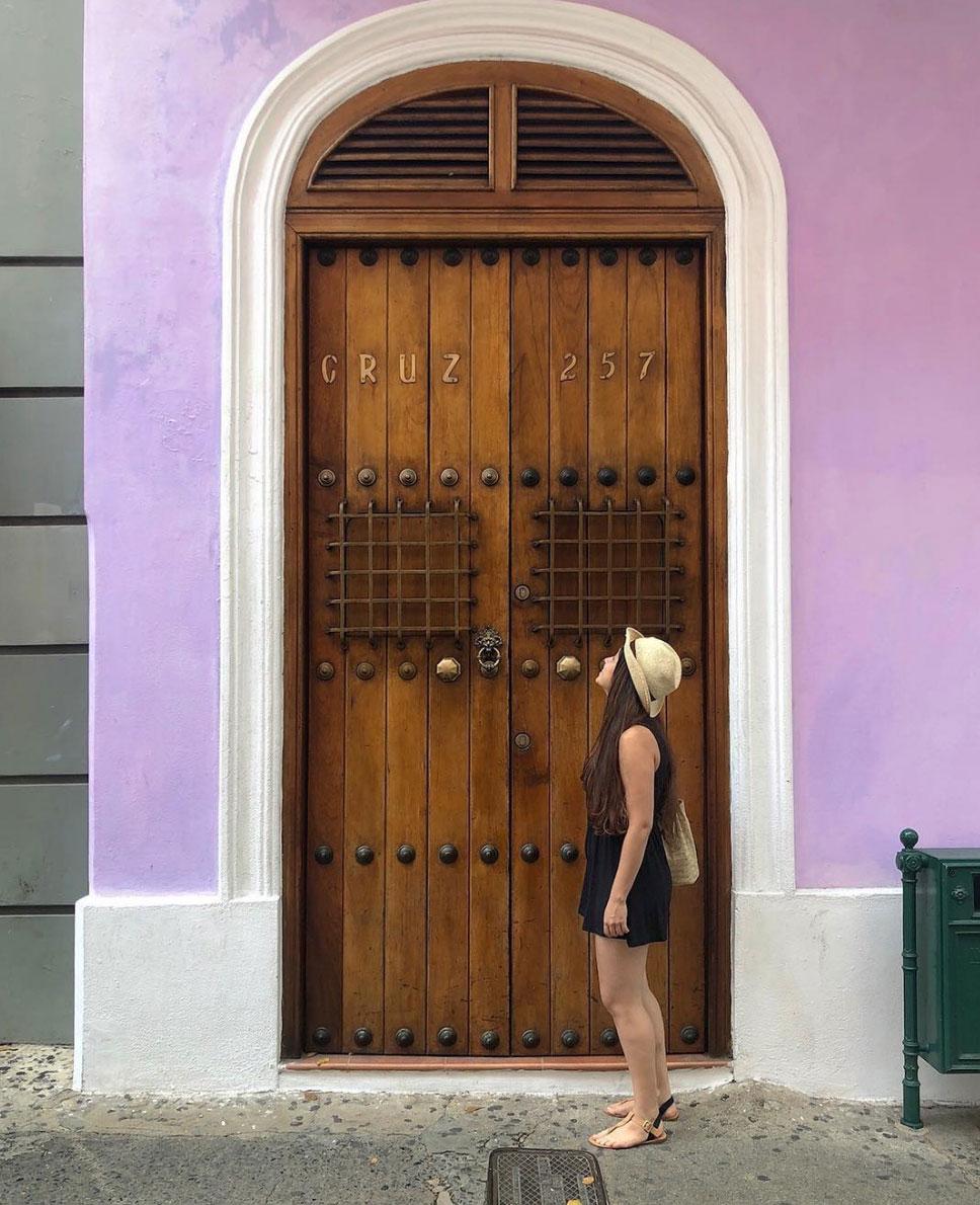 Selene in San Juan, Puerto Rico