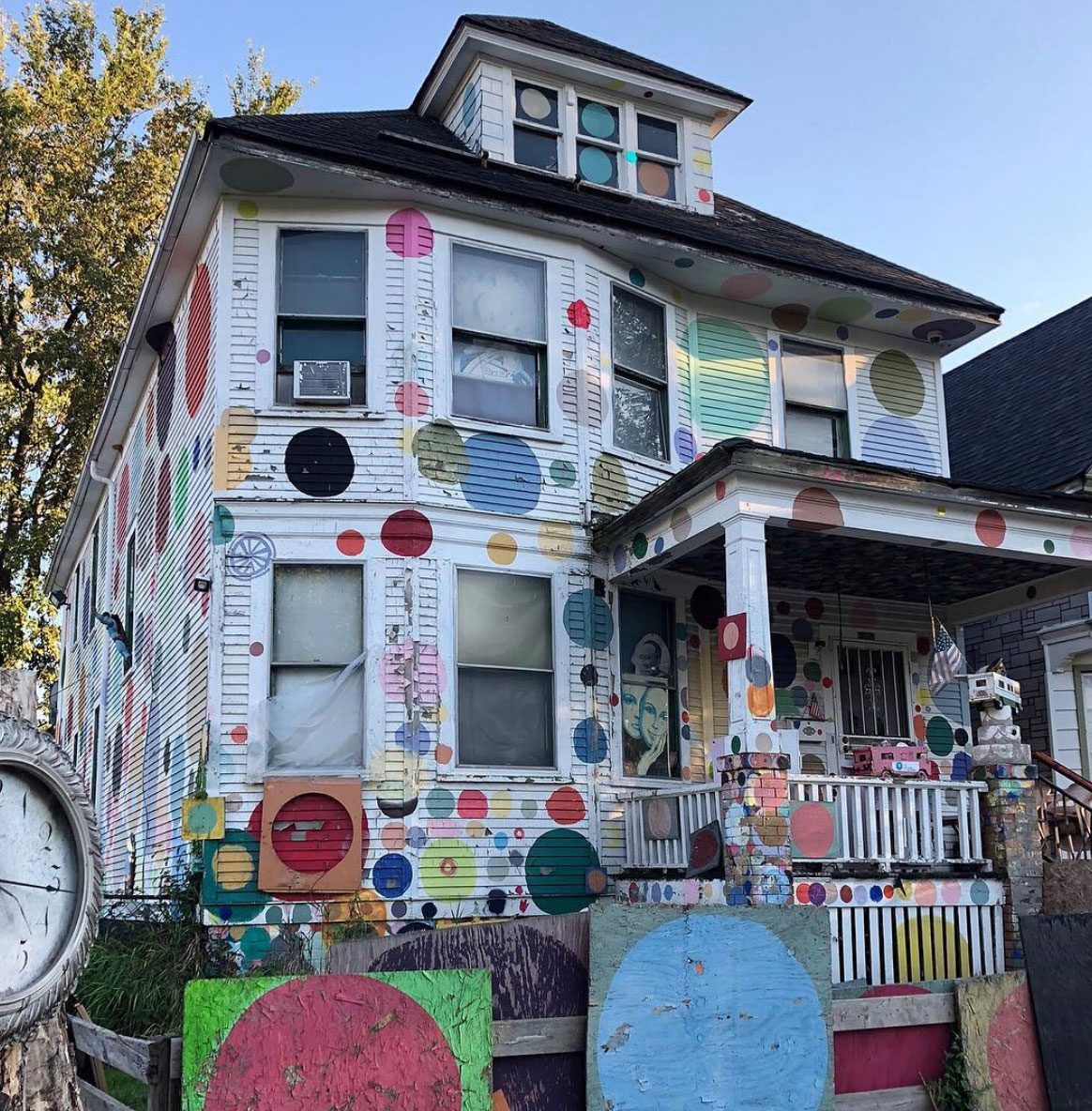 The Heidelberg Project in Detroit