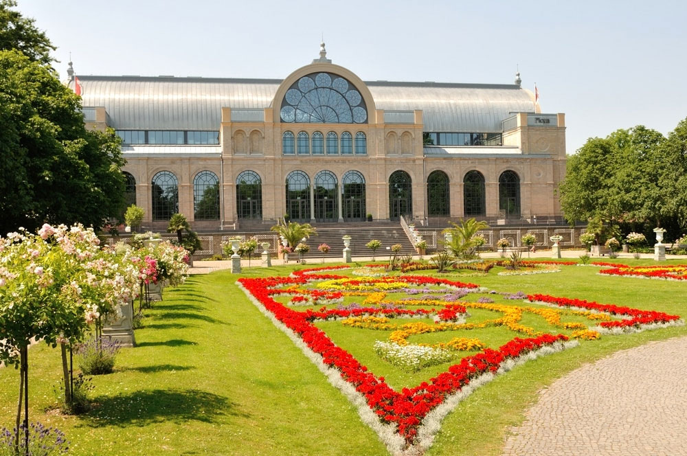 Botanical Garden 10 best things to do in cologne