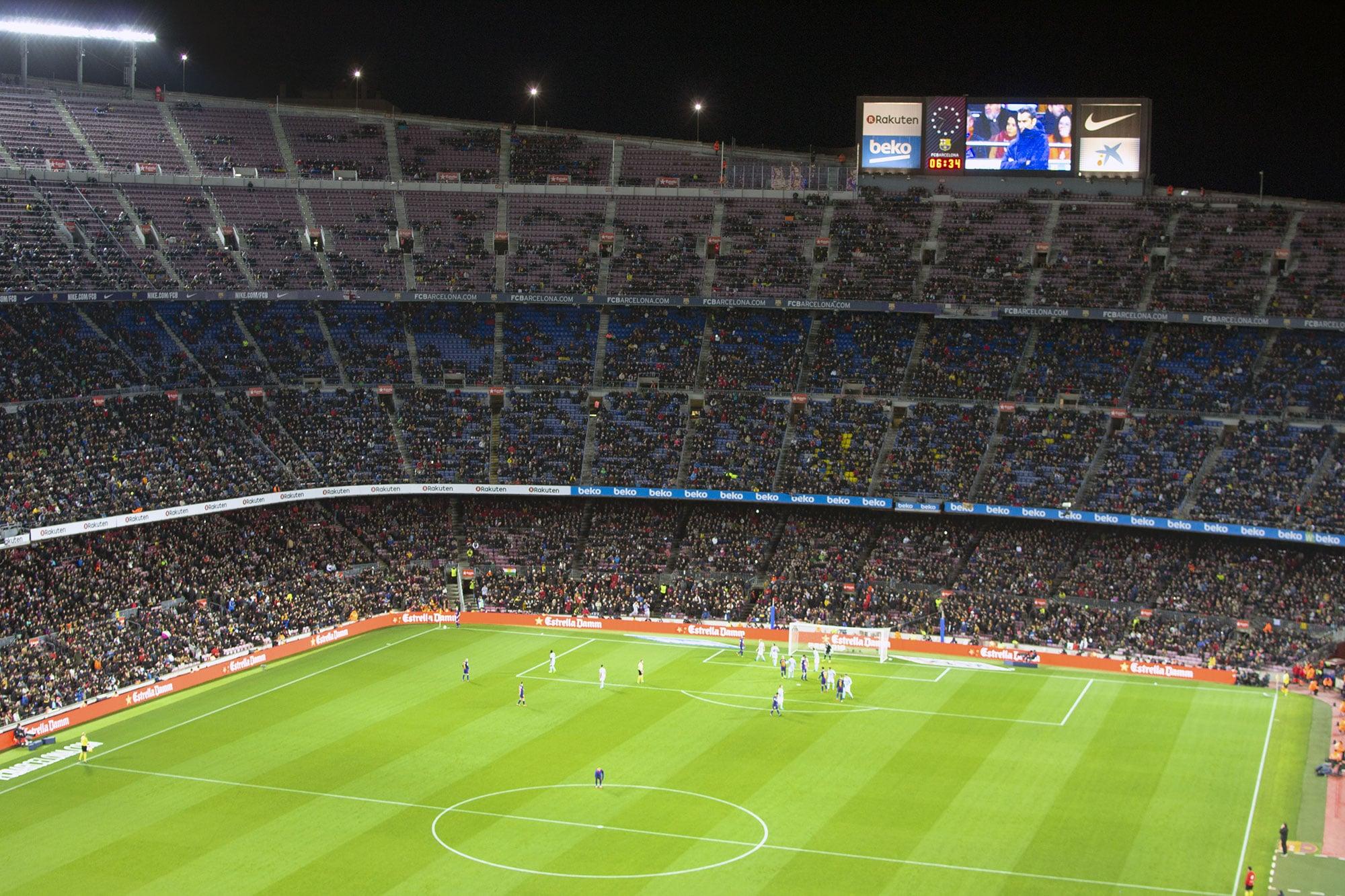 FC Barcelona match