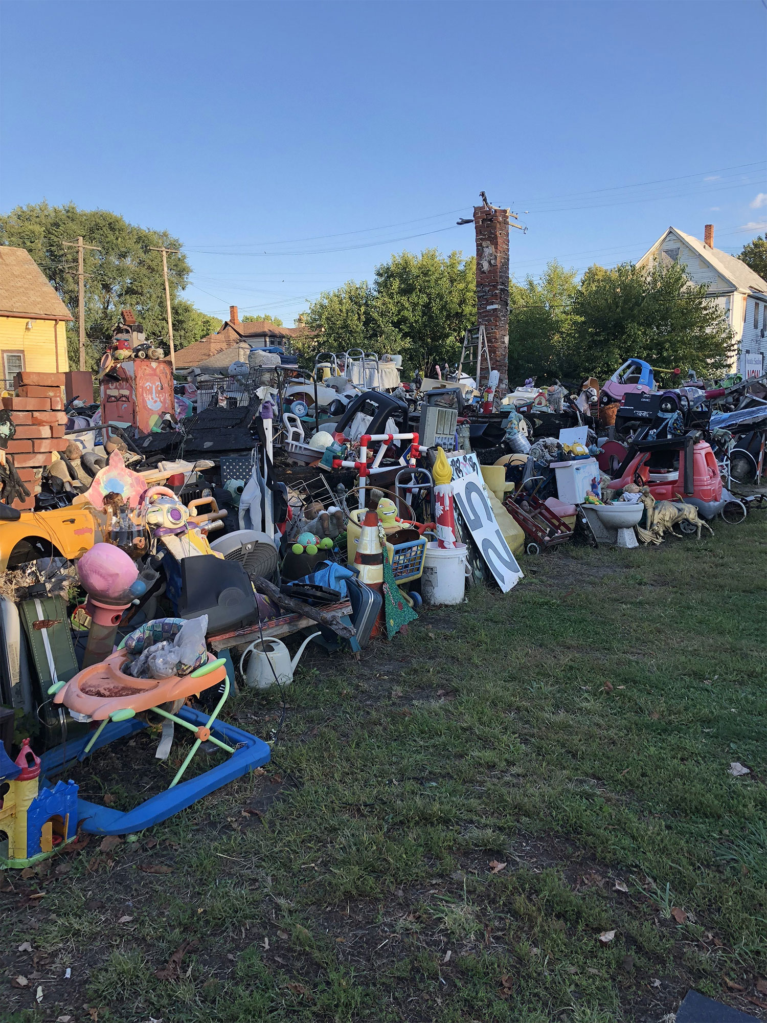 The Heidelberg Project in Detroit