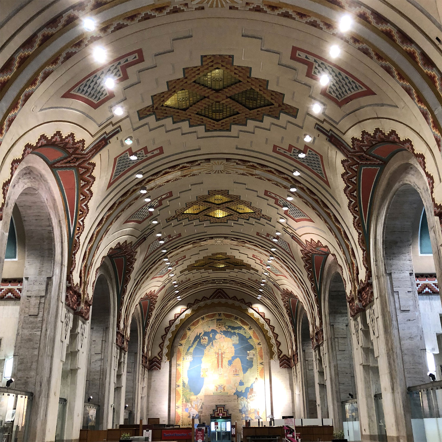The Guardian Building Detroit