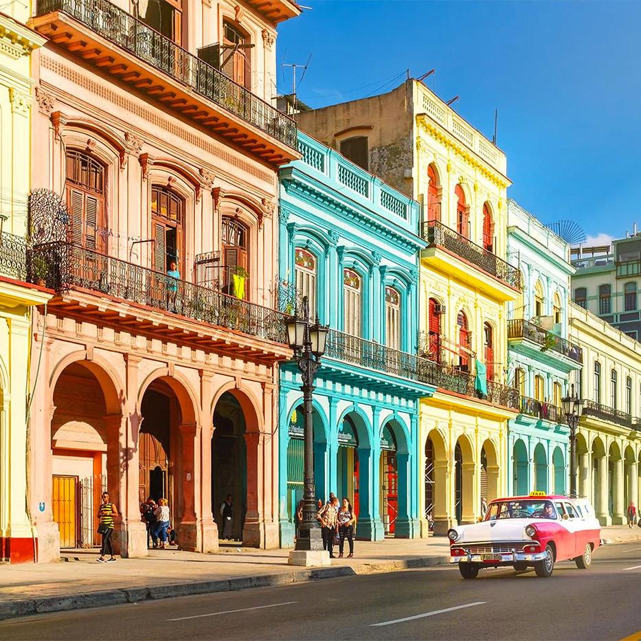 getaway in Havana