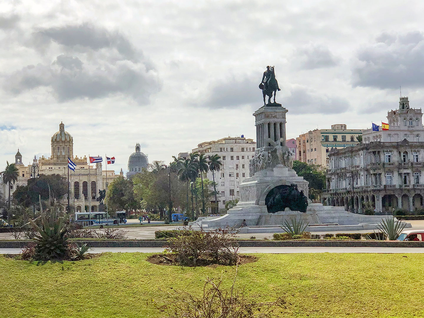 Main Square in Havana