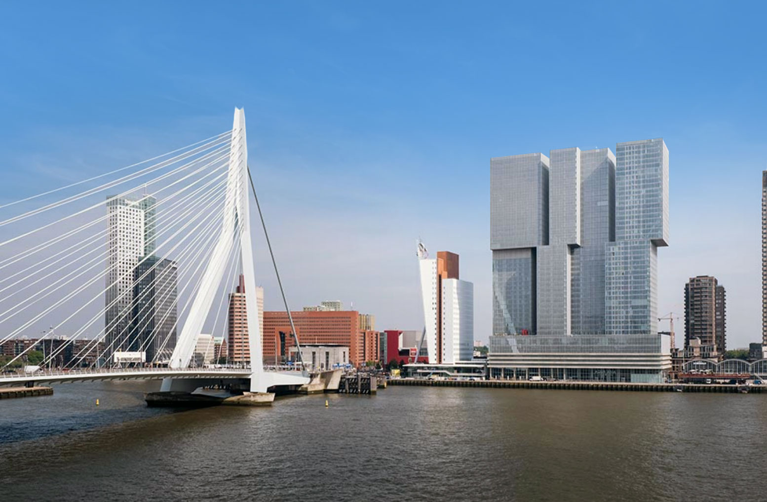 De rotterdam the netherlands