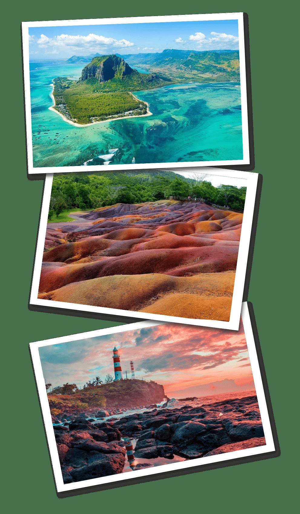 Mauritius Postcards