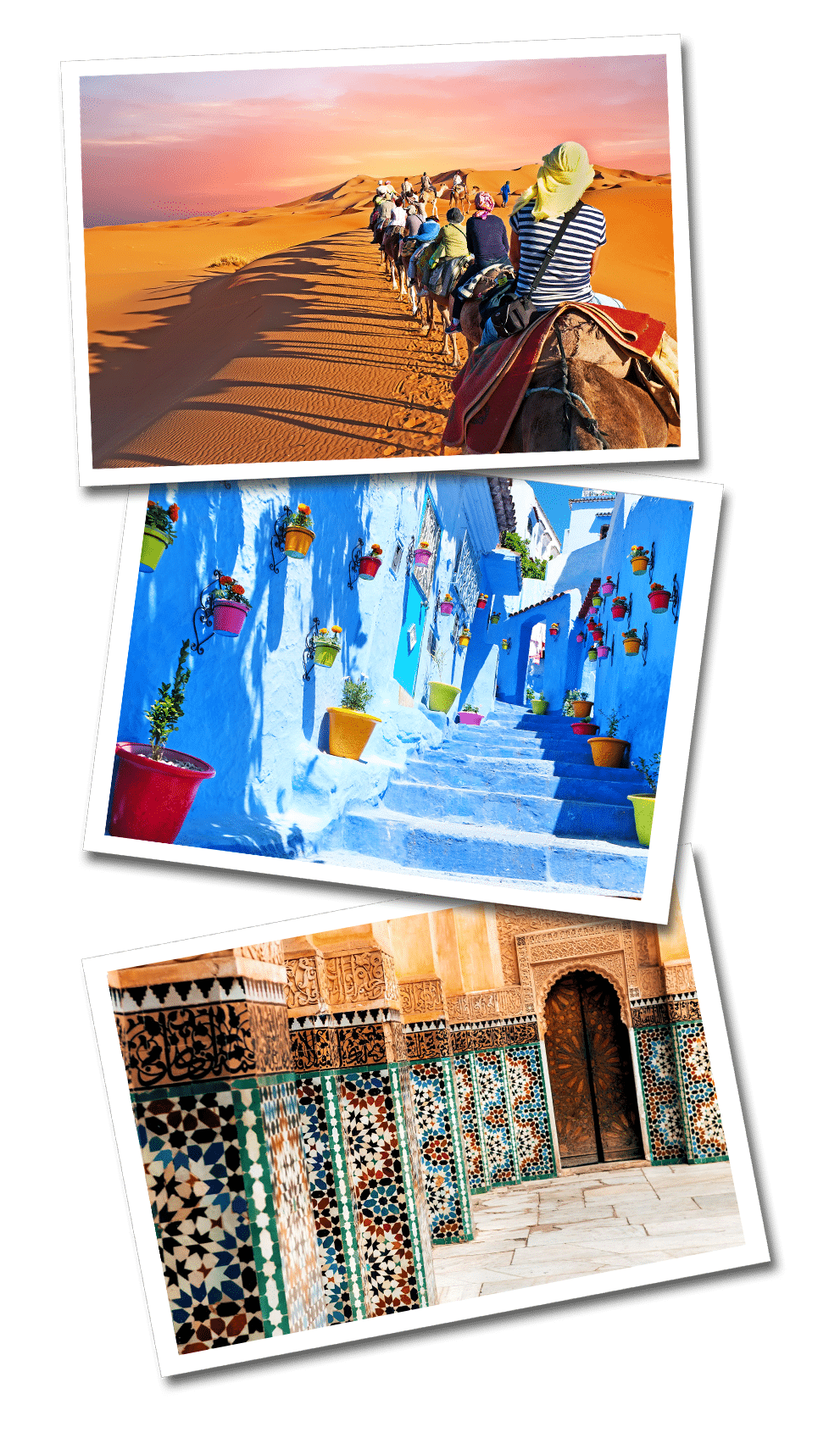 moroccan postcards