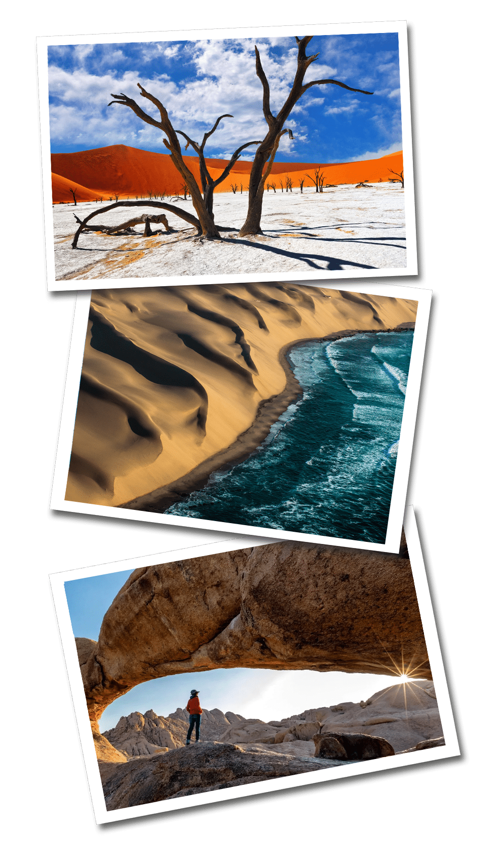 Namibia Postcards