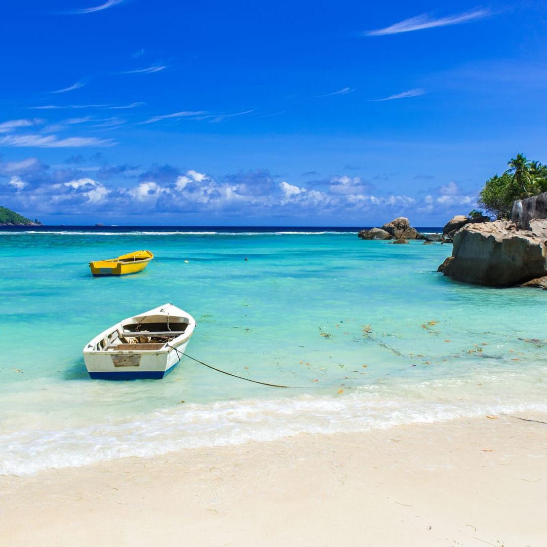 Seychelles Petite Anse