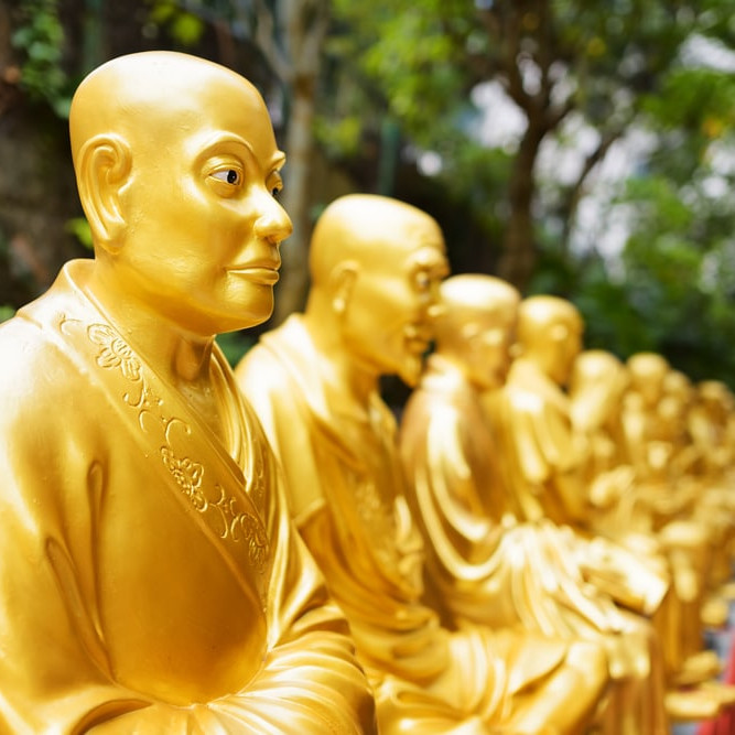 Thousand Buddhas Monastery