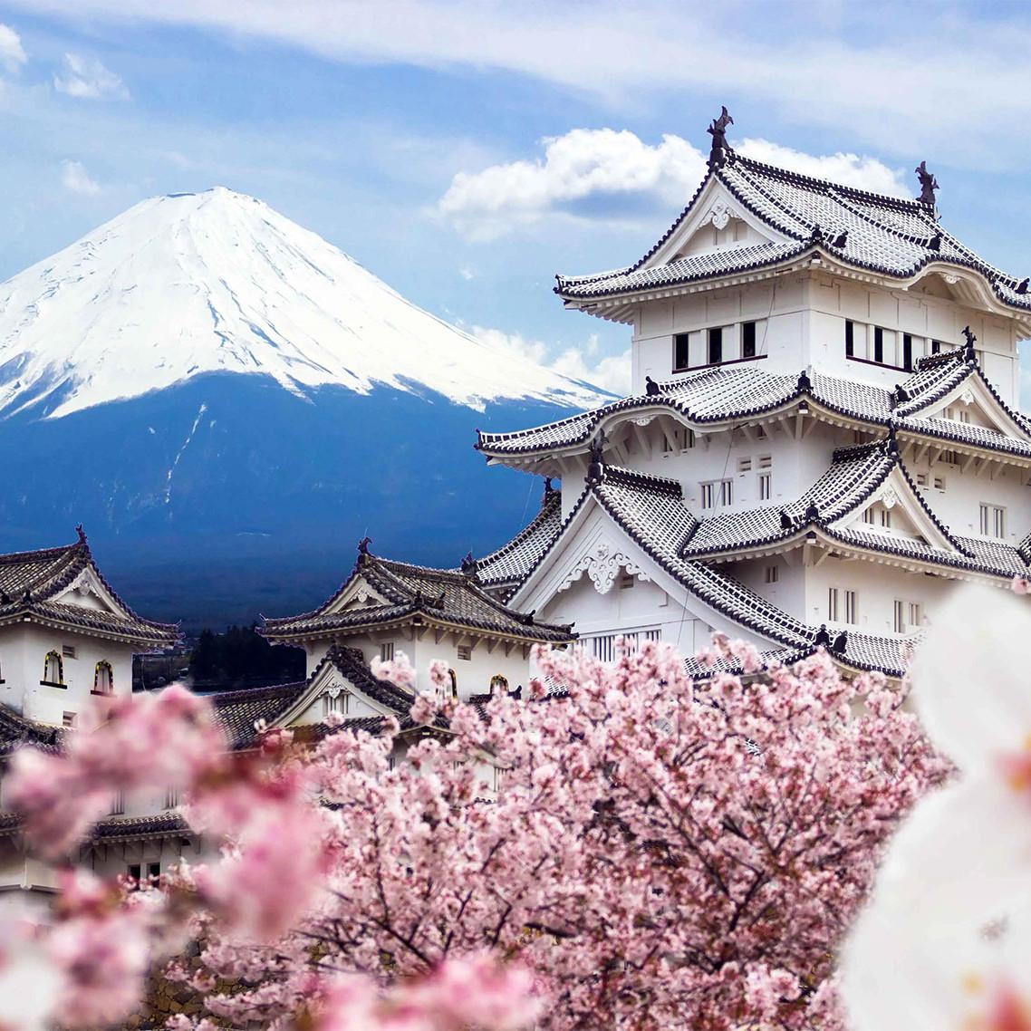 Japan Travel Himeji Castle