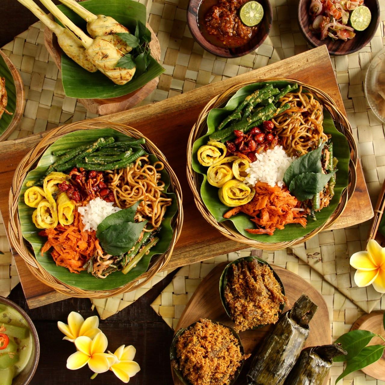 balinese food Indonesia