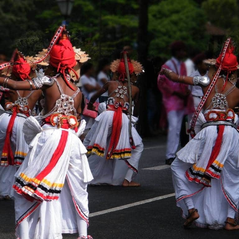 Sri lankan festival