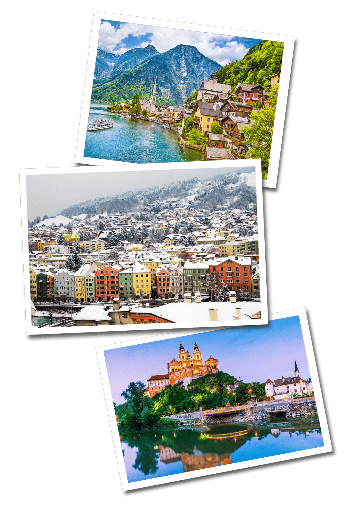 Austria Postcards