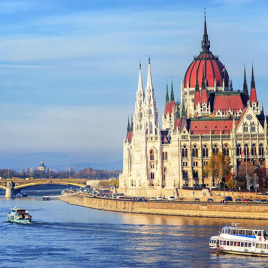 Cruise the Danube hungary