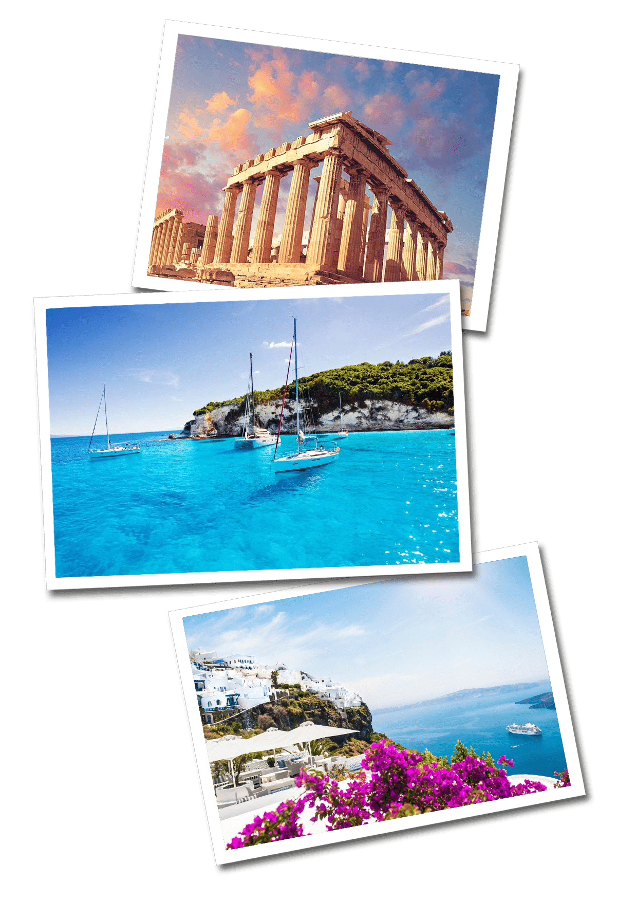 Greece Postcards