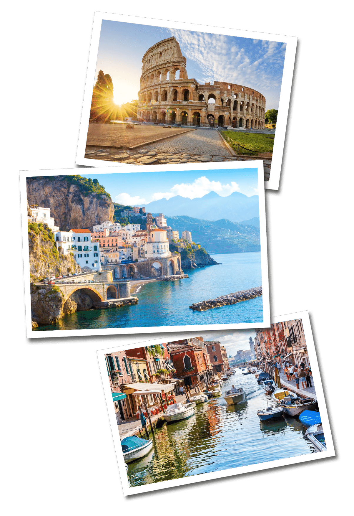 Italy Postcards