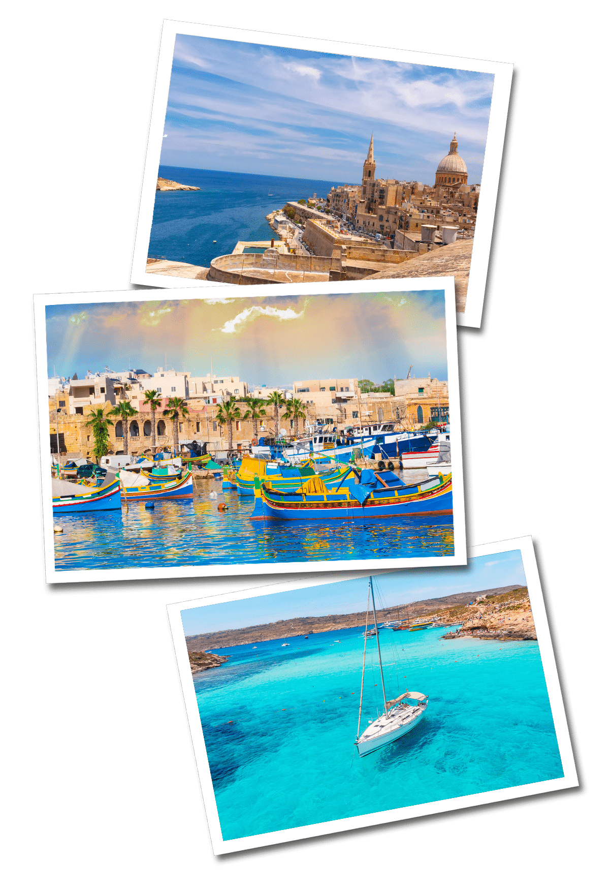 Malta Postcards