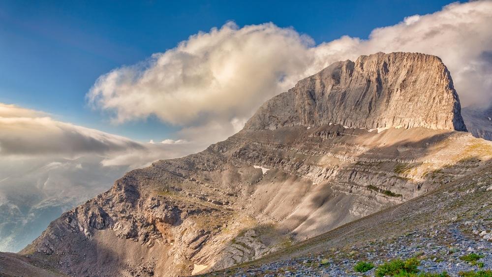 Mount Olympus Greece