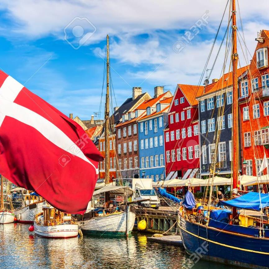 Nyhavn Copenhagen harbor