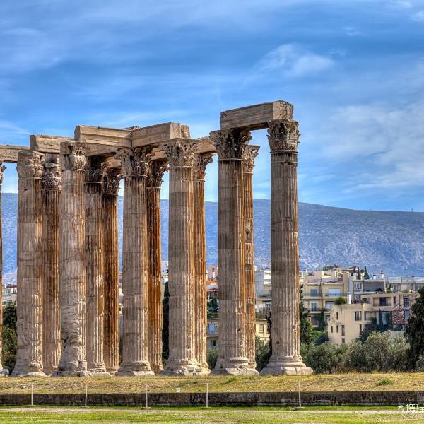 Temple of Zeus Olympia
