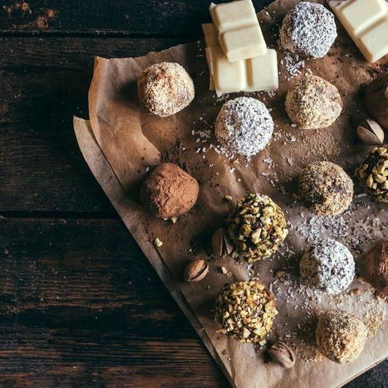 belgium chocolate pralines