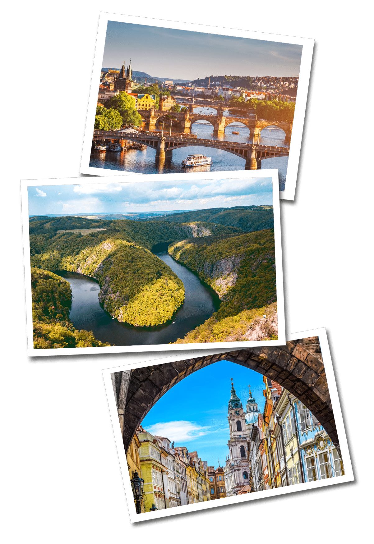 Czech Republic Postcards