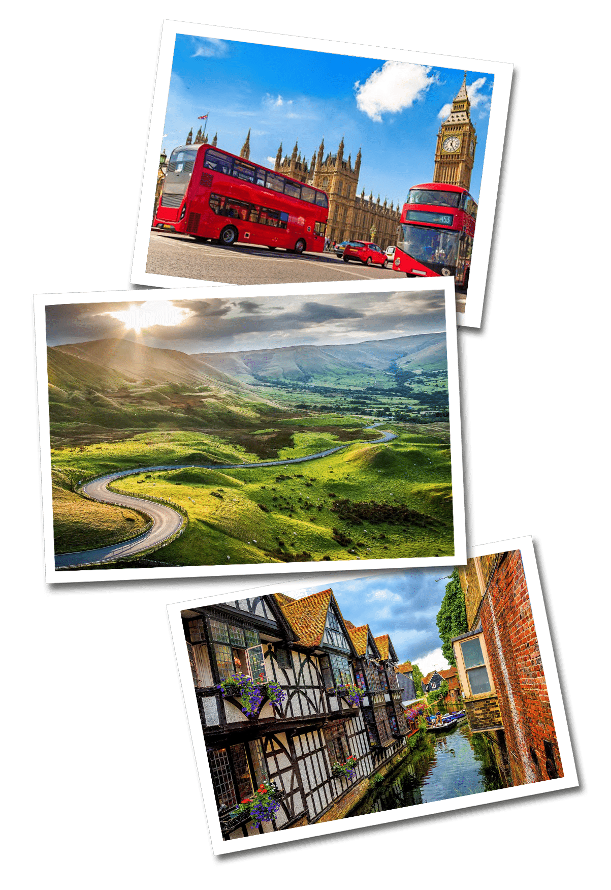 England Postcards