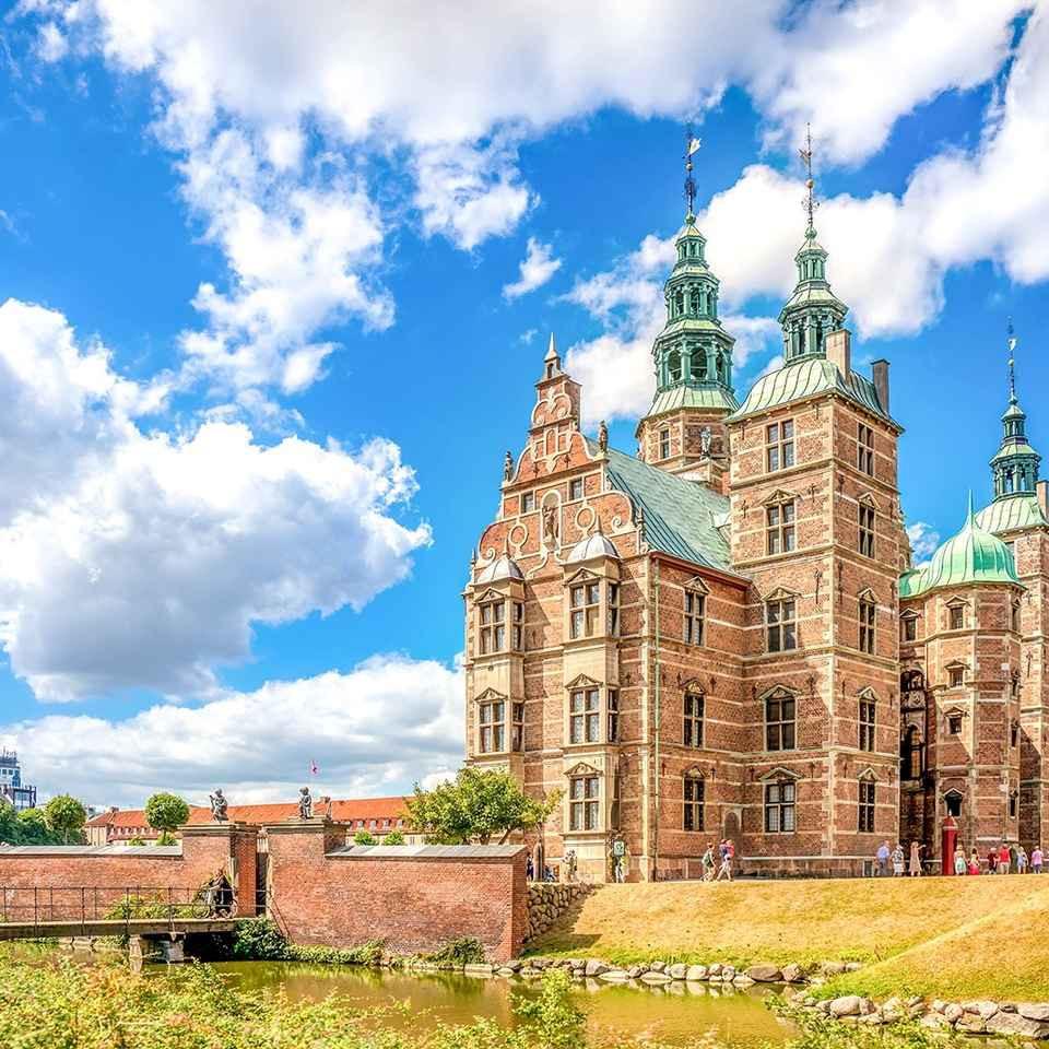 roserborg castle copenhagen