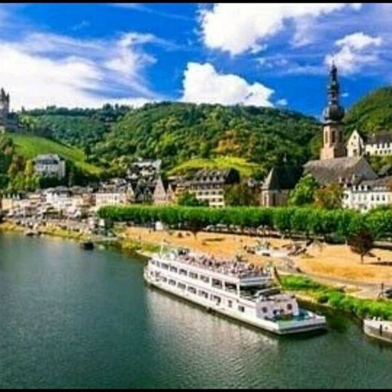 the Rhine Germany