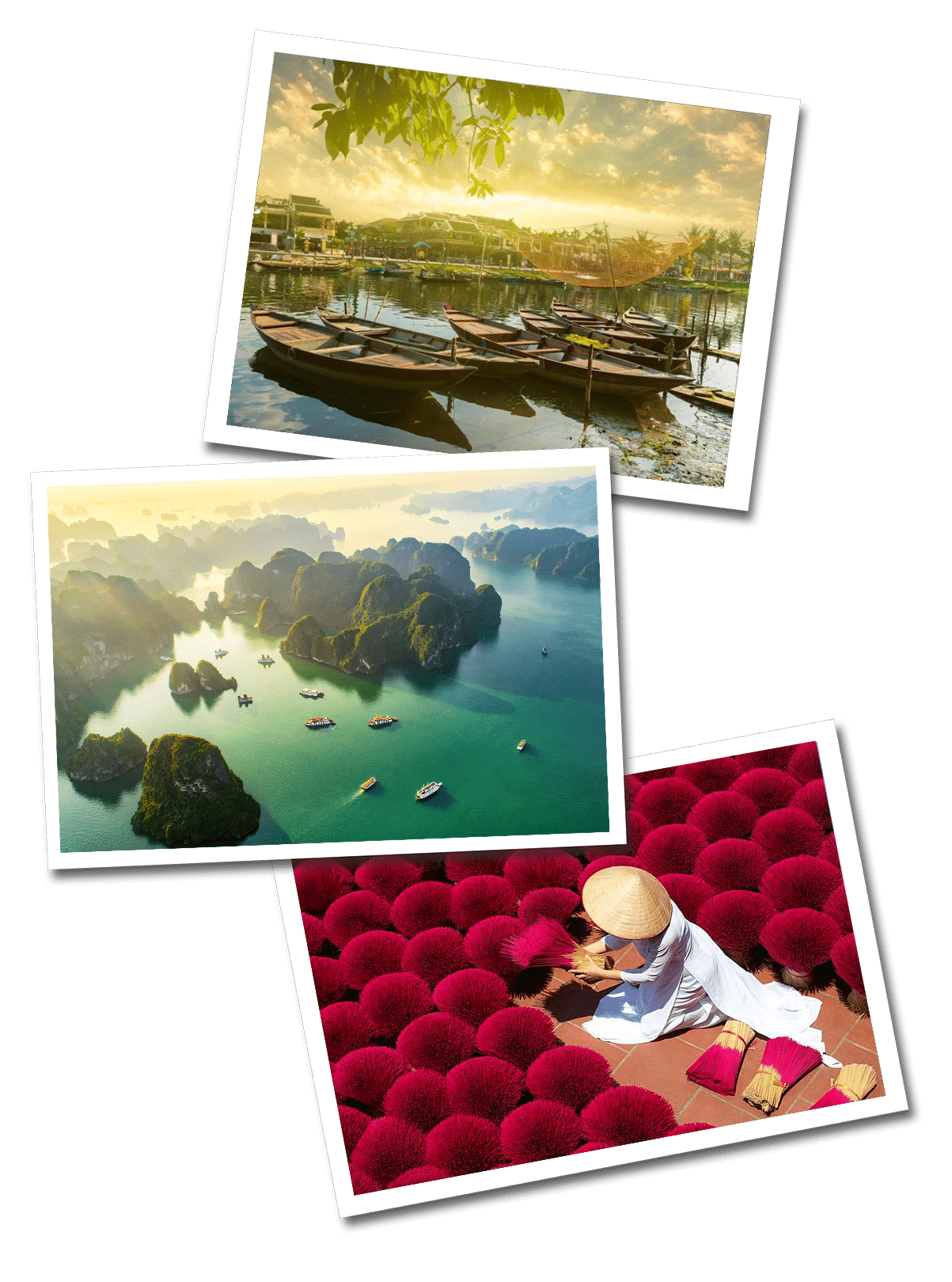 Vietnam Postcards