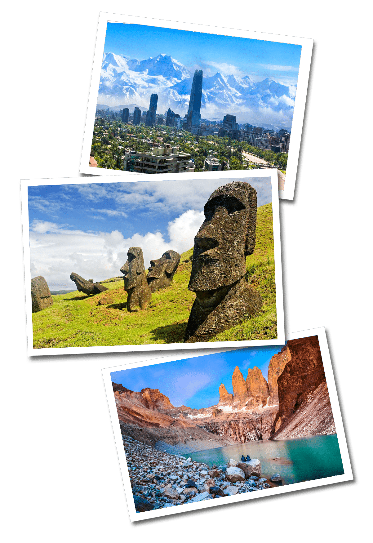 Chile postcards