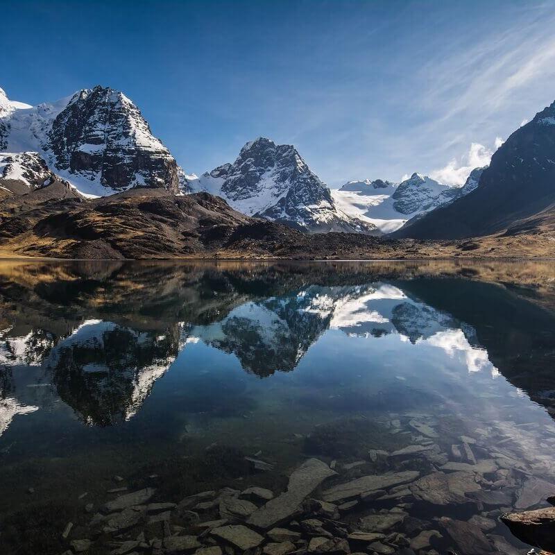 Cordillera real bolivia