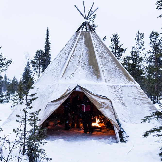 Indigenous tribes sweden