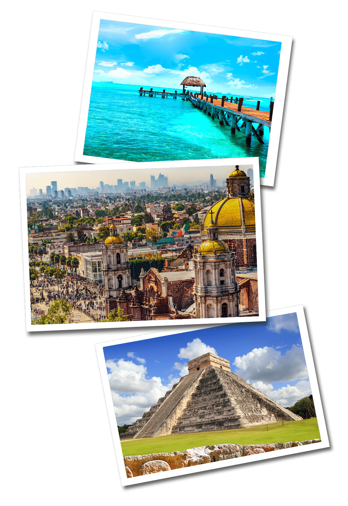 MExico postcards