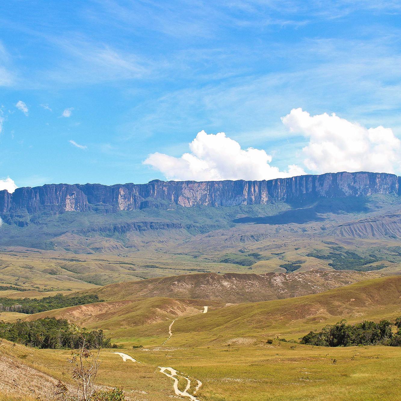 Mount Roraima canaima