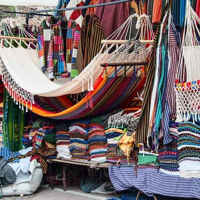 Otovalo Market ecuador