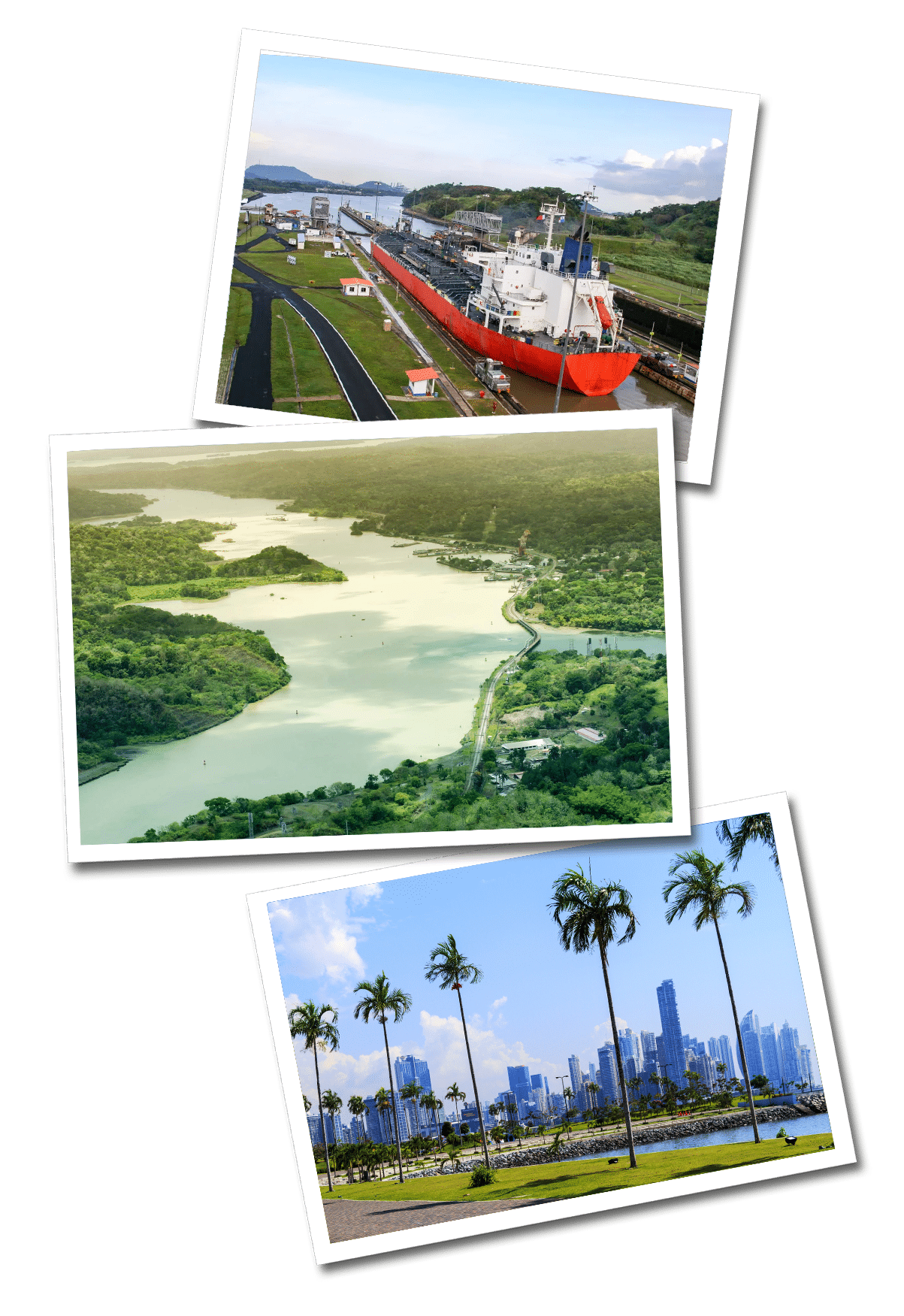 Panama Postcards