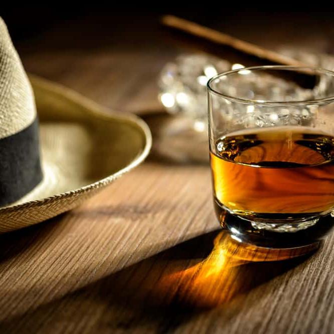 Panama rum