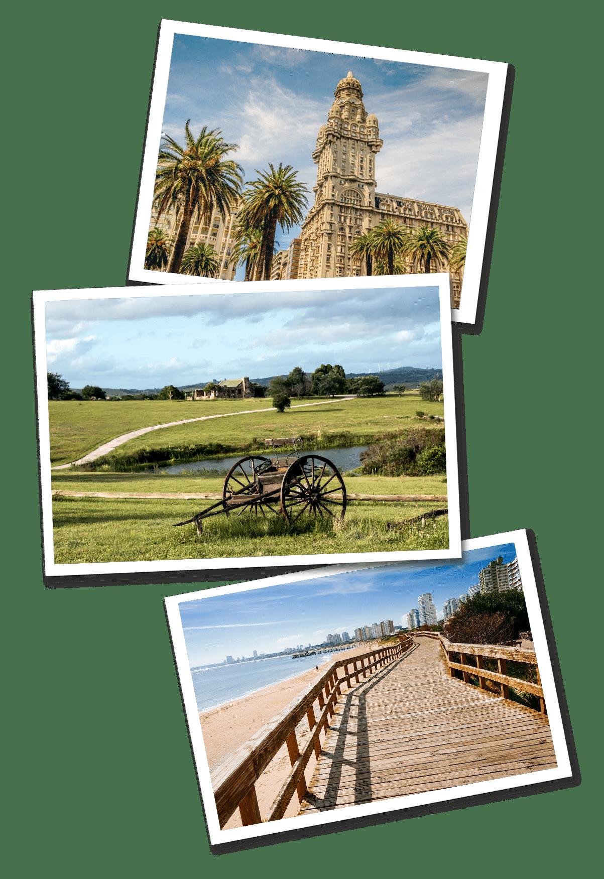 Postcards Uruguay