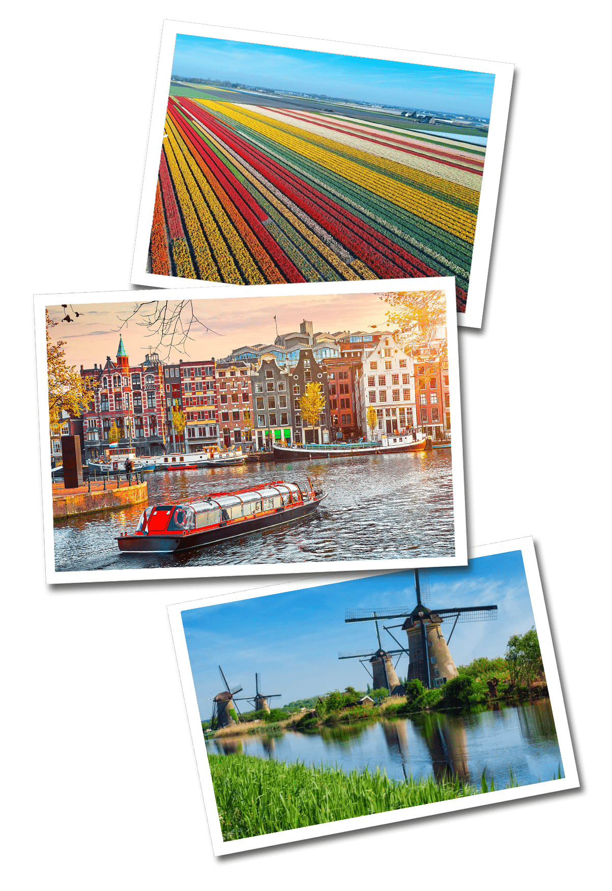 Postcards the netherlands