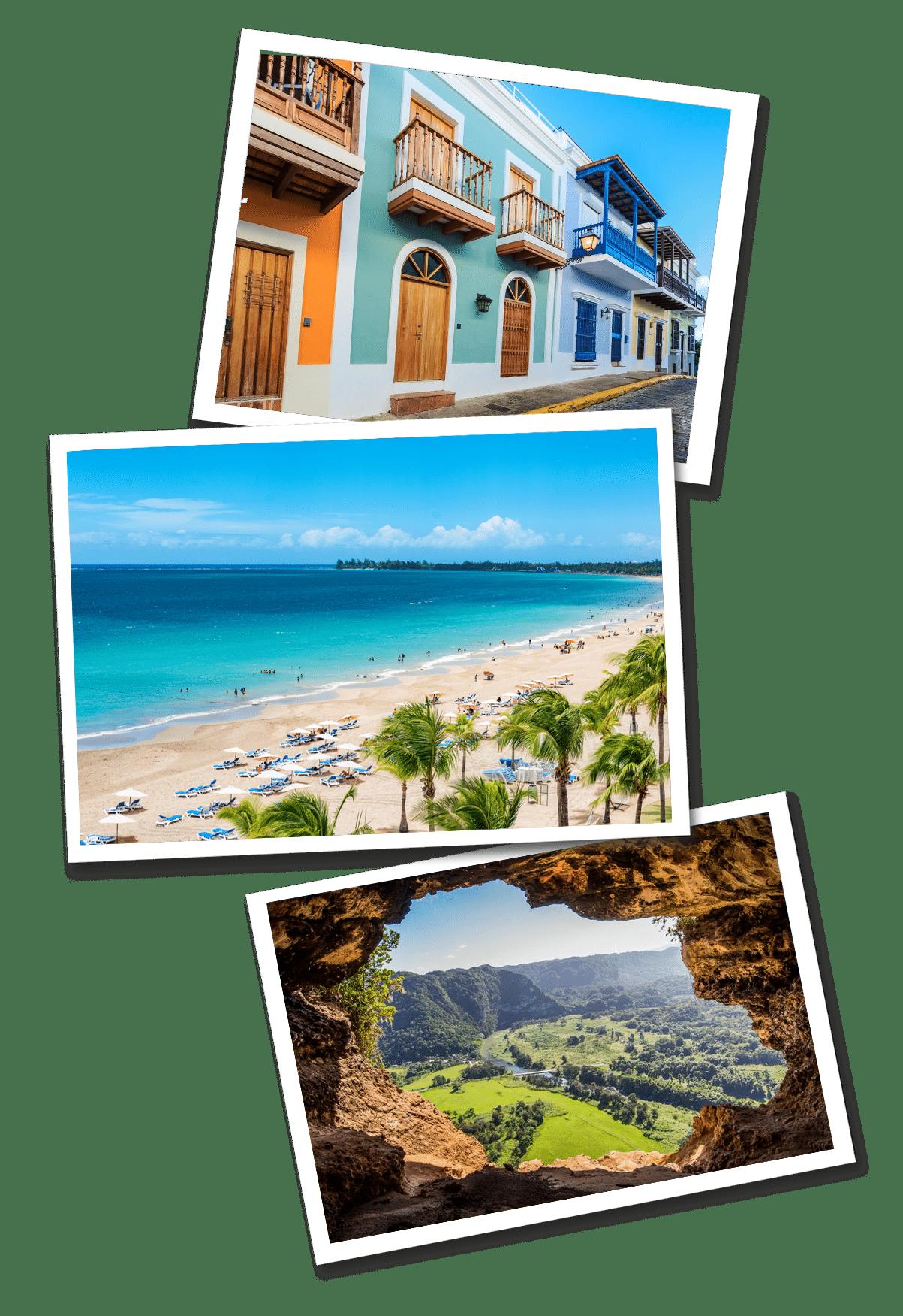Postcards puerto rico