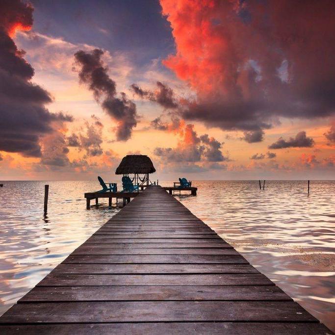 Belize Travel landscape