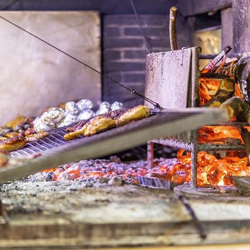 Urguayan barbeque