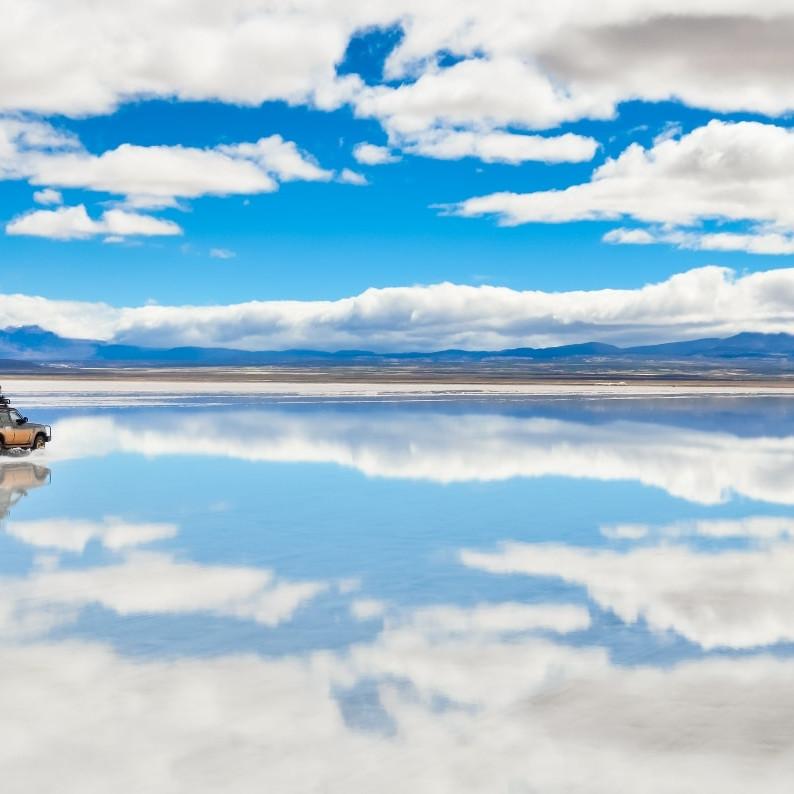 Uyuni Salt Bolivia