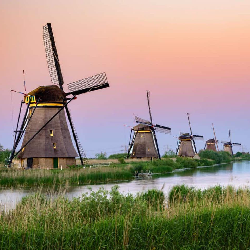 Windmill The Netherlands