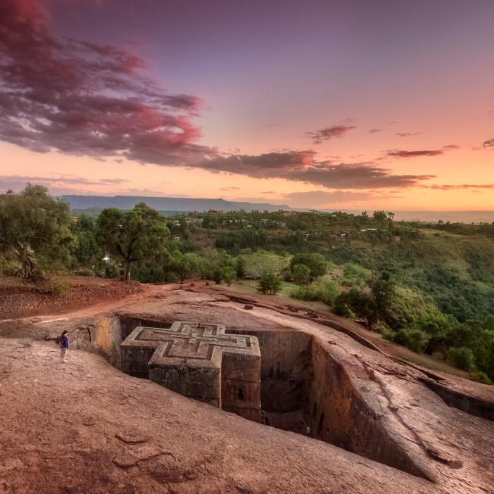lalibela monolithic monument