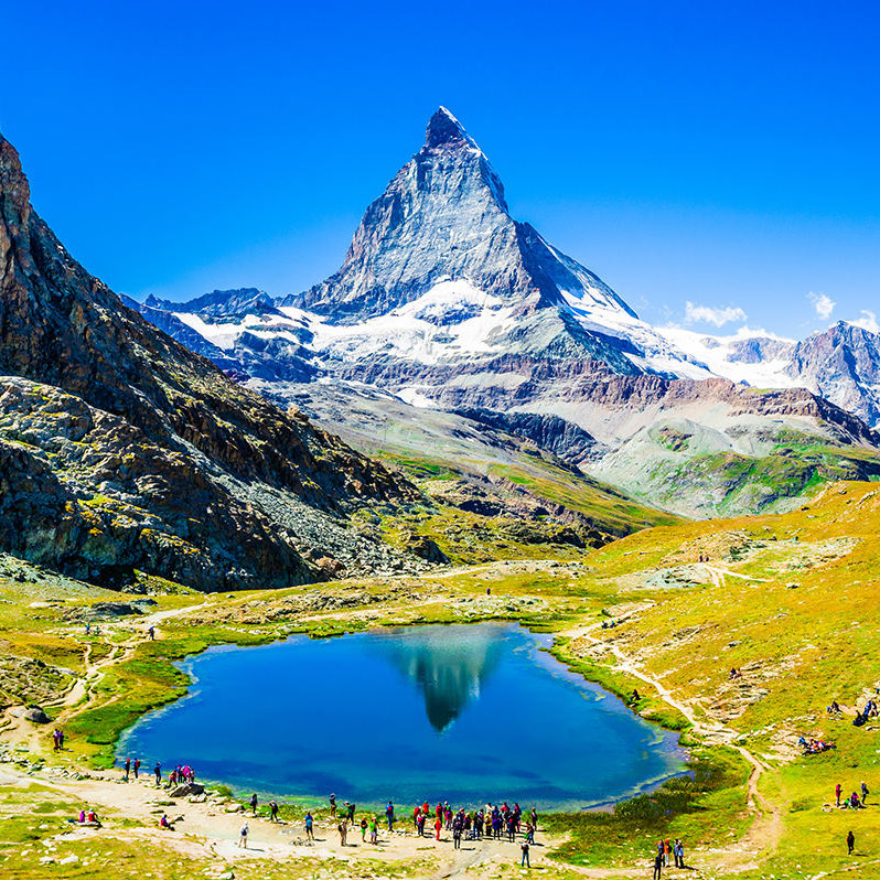 matterhorn alps switzerland